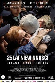 25 lat niewinności Sprawa Tomka Komendy online
