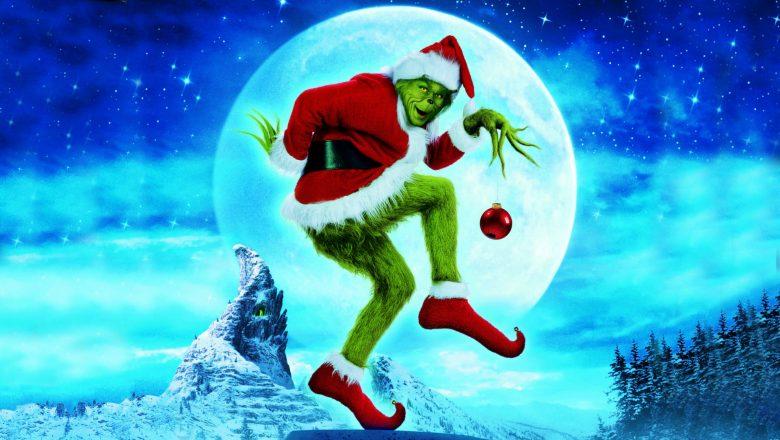 Grinch świąt nie będzie fili