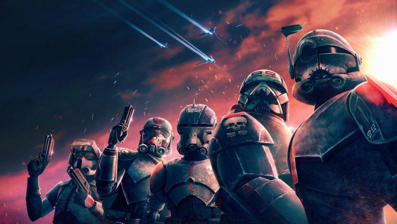 Gwiezdne wojny Parszywa zgraja fili