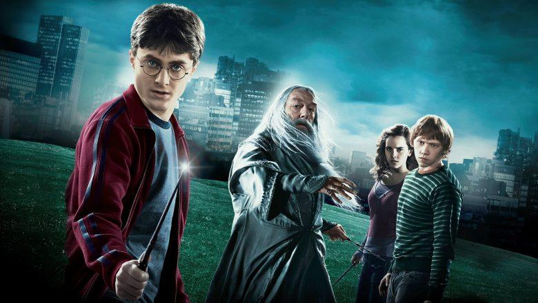 Harry Potter i Książę Półkrwi fili