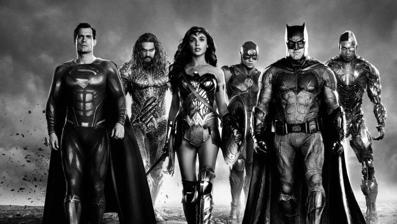 Liga Sprawiedliwości Zacka Snydera fili