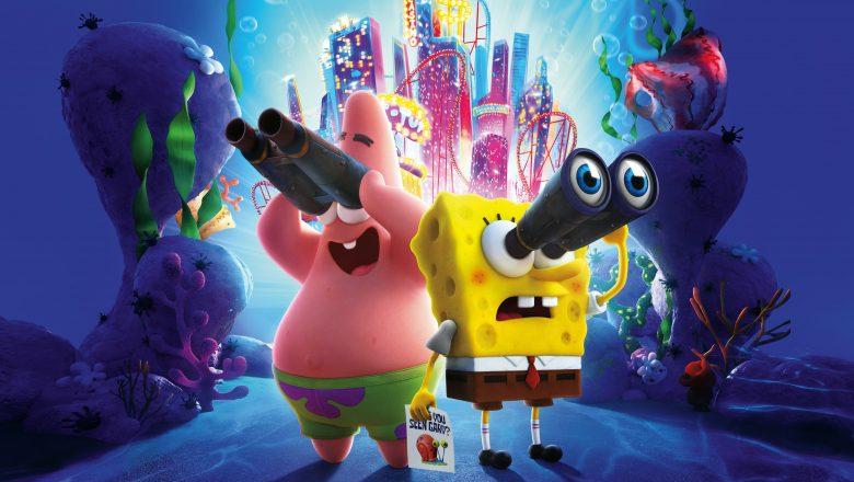 SpongeBob Film Na ratunek fili